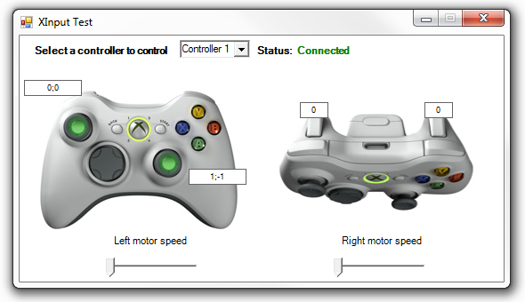 emulate xbox 360 controller